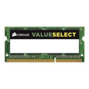 Corsair CMSO4GX3M1C1600C11 - Barrette mémoire Value Select 4 Go DDR3L 1600 MHz CL11 SoDimm