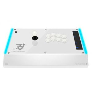 Hori Manette Arcade Fighting Stick blanche pour PS3