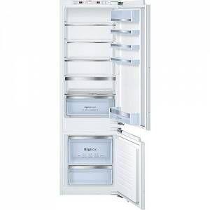 Bosch KIS87AF30 - Réfrigérateur combiné intégrable