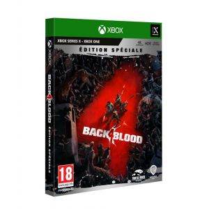 Back 4 Blood - Edition Spéciale (Xbox Series X) [XBOX One, Xbox Series X|S]