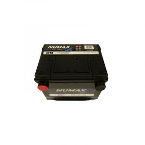 Numax Premium 75-550 Batterie Voitures, 12V 60Ah 660 Amps