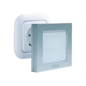 M-e Veilleuse LED avec interrupteur crépusculaire