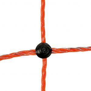 Ako Filet à moutons Ovinet orange simple pointe - Taille: 108 cm