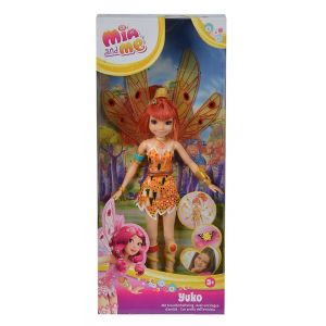 Simba Toys 109480090 – MIA and ME nouvelle poupée Yuko avec yeux en verre
