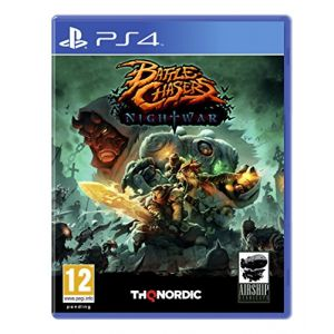 Battle Chasers : Nightwar sur PS4