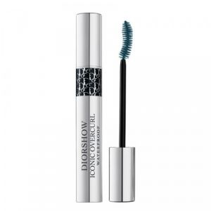 Dior Diorshow Iconic Overcurl Waterproof 091 Over Black - Mascara professionnel volume & courbe spectaculaires