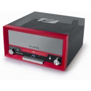 Muse MT-110 - Platine vynile vintage CD/USB/FM