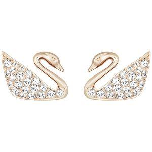 Swarovski Boucles d'oreilles Bijoux Women Jewelry 5144289 - Cygnes Rose Cristaux Femme