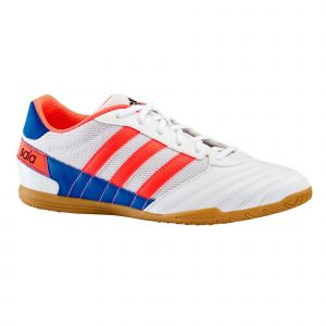 Adidas Super Sala, Baskets De Football pour Homme, Blanc
