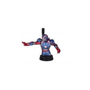 Semic Distribution Gentle Giant Buste Iron Man 3 Iron Patriot Exclusive