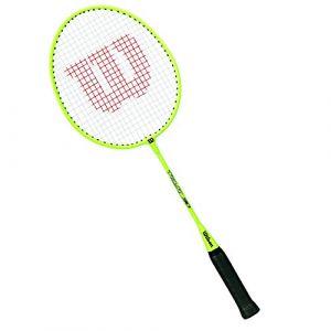 Wilson Raquettes de badminton Tour 30 Junior - Lime - Taille 3