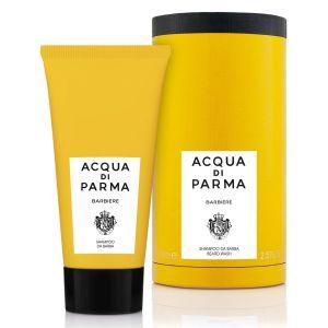 Acqua Di Parma Barbiere - Shampooing à Barbe - Tube - 75 ml