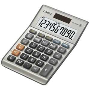 Casio MS-100BM - Calculatrice de bureau