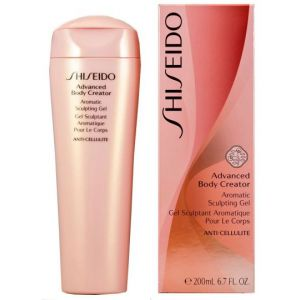 Shiseido Advanced Body Creator - Gel sculptant aromatique pour le corps anti-cellulite