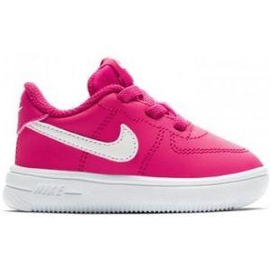 Nike Chaussure de basket-ball Chaussure Air Force 1 iD pour Petit enfant - Rose - Couleur - Taille 19.5