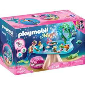 Playmobil 70096 Salon de beaut et sir ne Rose