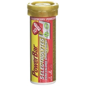 Powerbar 10 Tablettes Electrolytes Framboise/Grenade