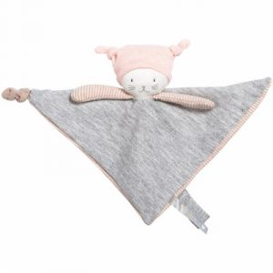 Moulin roty Doudou attache sucette Moon le chat Les petits dodos