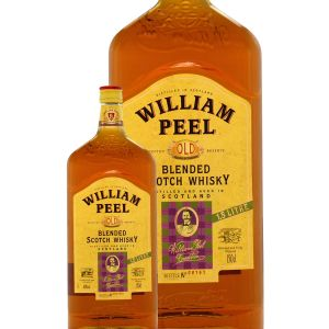 William peel Whisky Ecosse Blended 40% vol. 1,5 L