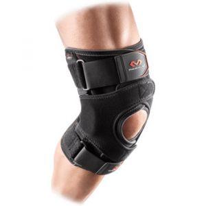 Mc David Accessoire sport VOW Knee Wrap Charnières + Straps Noir - Taille M,S,XL