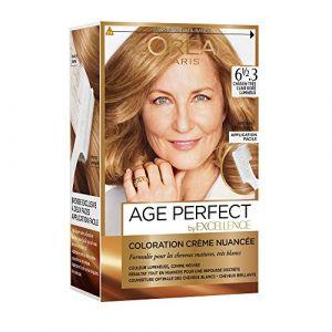 L'Oréal Age Perfect By Excellence Châtain 6 1/2.3 Châtain Très Clair Doré Lumineux