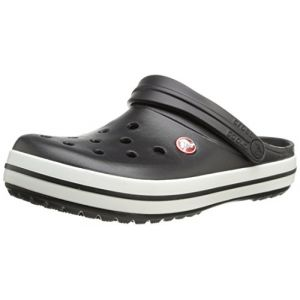 Crocs Crocband, Sabots Mixte Adulte, Noir (Black) 42/43 EU