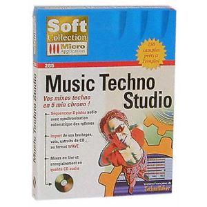 Music techno studio [Windows]