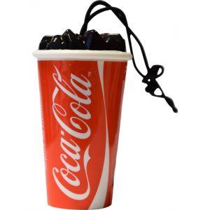 Désodorisant Voiture Coca Cola Original 3d