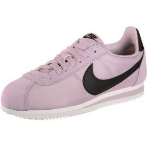 Nike Classic Cortez Nylon - Rose/Noir/Blanc Femme - Rose - Taille EU 40/US 8½