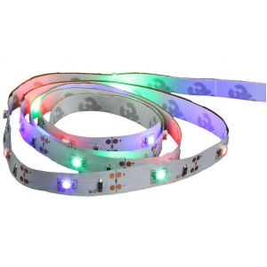 Atmosphera Ruban LED à Piles 3m Multicolore