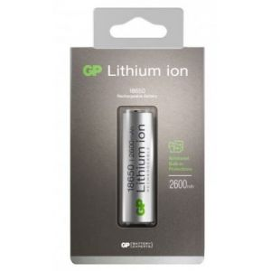 GP Pile rechargeable Lithium-ion 2600mAh