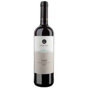 ORLONDO ABRIGO 2012 Abrigo Langhe Vin d'Italie - Rouge - 75 cl - DOC - Vin d'Italie Orlando Abrigo Abrigo Langhe DOC 2012