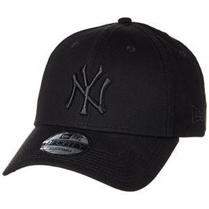New era MLB League Ess 940 Neyyan Blkblk Casquette Taille Unique Noir