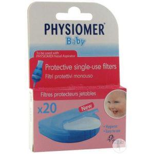 Physiomer Bébé filtres jetables