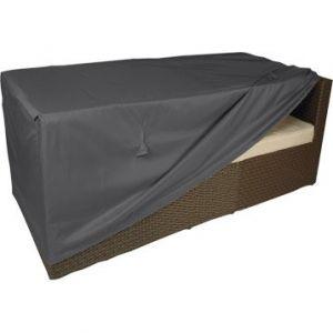 Naterial Housse de protection pour canapé L.130 x l.75 x H.60 cm