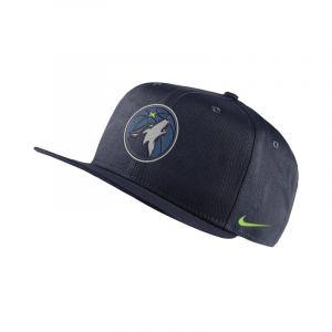 Nike Casquette NBA Minnesota Timberwolves Pro - Bleu - Taille Einheitsgröße - Unisex