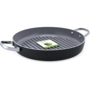 Greenpan CW001369-003 - Grill en céramique pour plancha