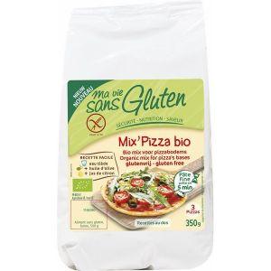 Ma vie sans gluten Mix'Pizza Bio (350g)