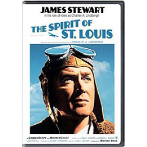 Warner L'Odyssée de Charles Lindbergh - DVD Zone 1