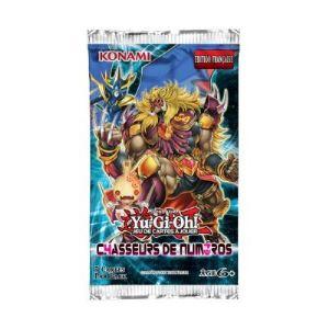 Konami Carte à collectionner Yu-Gi-Oh! : Chasseur de numéros