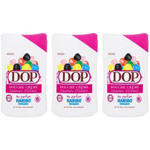 Dop Douche crème Douceurs d'enfance au parfum Haribo Dragibus