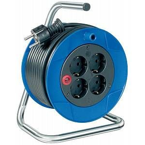 Brennenstuhl Enrouleur électrique 15 m 3 x 1,5 mm²
