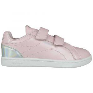 Reebok Urban - street Royal Complete Clean 2 Velcro - Pink Glow / Iridescent - Taille EU 35