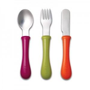 Beaba Set 3 couverts en inox