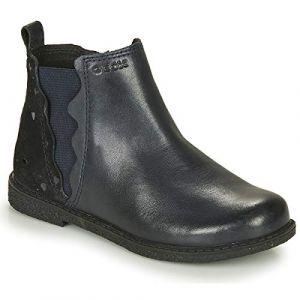 Geox Boots enfant SHAWNTEL Bleu - Taille 36,37,38,39