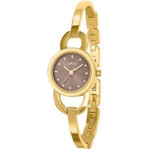 OPEX Paris X4063MA1 - Montre pour femme avec bracelet en acier