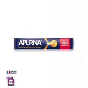 Apurna Barre énergétique noisette/framboise 40g