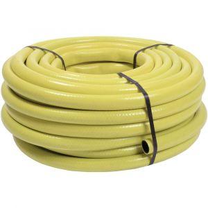 AS - Schwabe Tuyau darrosage 3/4 pouces 12731 25 m jaune