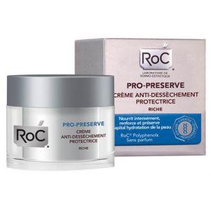 ROC Pro-Preserve - Crème anti-dessèchement protectrice