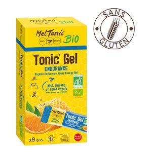 Meltonic Tonic' Gel Endurance bio - 8 gels de 20 g